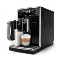 Saeco PicoBaristo Espressomaschine SM5470/10 Pumpendruck 15 bar, Eingebauter Milchaufschäumer, Vollautomatisch, 1850 W, Schwarz
