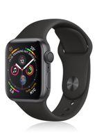 Apple Watch Series 4 GPS 40mm Grey Alu Black Sport Band