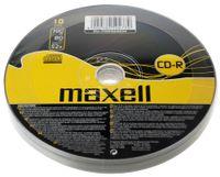maxell CD R 80 Minuten 700 MB 52x 10er Shrink