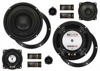 MB QUART QM-200.3 Golf V 3-Wege Komponenten-System für Golf 5 Lautsprecher 20 cm