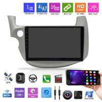 Android 10.1 Auto Stereo FM Radio BT GPS Navi Player MP5-Player für Honda Fit 07-13