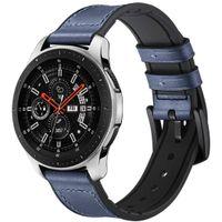 Samsung Gear S3 Frontier,Samsung Gear S3 Classic,Samsung Galaxy Watch 46 mm Band: iMoshion Band aus Echtleder