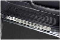 Edelstahl Exclusive Einstiegsleisten für Mercedes V-Klasse Vito W447 Bj. 2014-