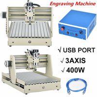 USB 3 Achse 400W CNC 3040 Graviermaschine Fräser Router holz Graviermaschine Fräsmaschine Graviergerät