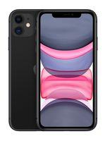 Apple Smartphone iPhone 11 15,5cm (6,1 Zoll), Größe: 128GB, Farbe: Schwarz