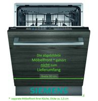 Siemens Geschirrspüler SN61HX08VE - 60cm, vollintegriert