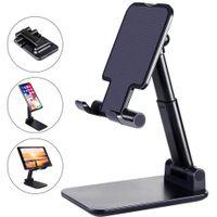 Tablet Halterung Tischständer 7-13 zoll Halter Bett Verstellbar iPad Handyhalter Universal tragbar Schreibtisch Tablet Stand