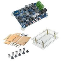 Tda7492p 2 X 50 Watt Bluetooth 4,0 Audio Receiver Verstärkermodul Board + Fall