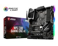 MSI MPG Z390 GAMING EDGE AC - Mainboard - ATX