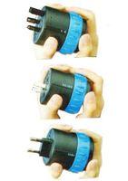 Weltreise Stecker für jedes Land Strom Adapter Stecker Umwandler Weltreisestecker Reiseadapter Reisestecker Travel Umwandler