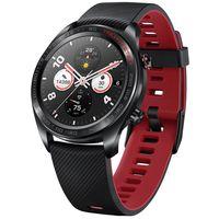 HUAWEI HONOR Watch Magic Smart Watch 1,2-Zoll-AMOLED-Farbbildschirm GPS-Armbanduhr 390 * 390 Herzfrequenzmessung Schrittzähler Fitness Tracker【Schwarz】