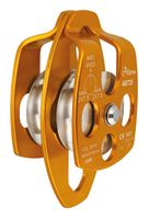 Aliens - BIG DOUBLE PULLEY OPEN (Umlenkrolle), Farbe:gold