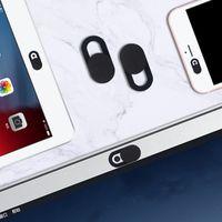9 Stück Webcam Cover Abdeckung Kamera Schutz Slider für Tablet Laptop Smartphone Schwarz,