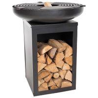 Silvertree Plancha-Grill & Feuerstelle