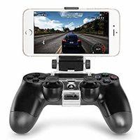 Verstellbare Halterung für PS4 Controller und Android Handy