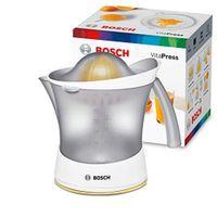 Bosch MCP3500N Zitruspresse weiß/sommergelb, Farbe:Weiß/Gelb