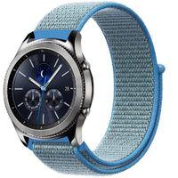 Samsung Gear S3 Frontier,Samsung Gear S3 Classic,Samsung Galaxy Watch 46 mm Band: iMoshion Nylonband