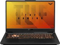 ASUS TUF Gaming F17 FX706LI-HX200T Bonfire Black, Core i5-10300H, 8GB RAM, 512GB SSD, GeForce GTX 1650 Ti, DE (90NR03S2-