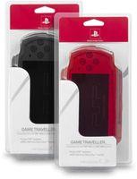 Bigben Interactive Hard Case PSP 2 [red/black], Polycarbonat, PSP, 220 g, 240 x 120 x 50 mm, 50 mm, 120 mm