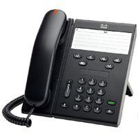 Cisco CP-6911-C-K9= Hörer - Dunkelgrau - Dunkelgrau
