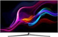 Hisense H55U8GQ 139,7 cm (55 Zoll) 4K Ultra HD LCD-Fernseher, DVB-T/-T2/-C/-S2 Empfänger, HbbTV, WLAN, Smartphone-Steuerung, eingebauter Sprachassistent, CI+, DR) G, 93 kWh/1000h (SDR)