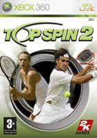 2K Top Spin 2, Xbox 360, ITA, Xbox 360