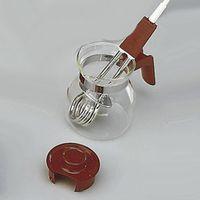 Reisetauchsieder mit Glas-Becher 307 (1 Stück)