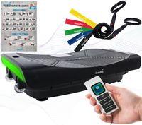 skandika Home Vibration Plate V3000 Vibrationsplatte mit 4D-Vibration