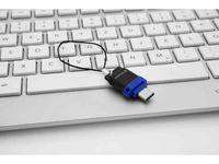 Verbatim USB 3.0 Stick 64GB, Typ A/C, Dual Drive