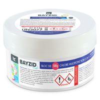 4 x 0,5 kg BAYZID® Multiblock 5in1 für Pools