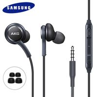 Original Samsung AKG EO-IG955 In-Ear Stereo Headset Kopfhörer 3,5mm Anschluß Galaxy S6 S7 S8 S9 S10 S10 Plus S8 Plus S10e S9 Plus A41 A51 A71 A40 A50 A70 A42 A12 A20e A21s A32 A20s Note 9 N960F