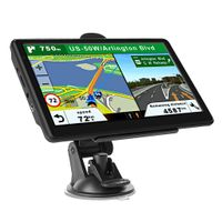 "7 \""Auto & LKW GPS Navigation Navi 8GB 256MB  Karten-Update Europäisch 170mm Auto LKW GPS Navigation"