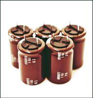 5x ELKO 2700µF 35V 105° KY-Serie 32x16mm kondensator NIPPON #724861