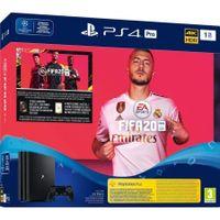 Sony Playstation 4 Pro 1TB schwarz inkl. FIFA 20