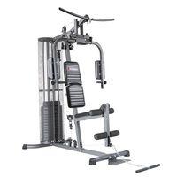 HAMMER Kraftstation Kraftmaschine Ultra, Multifunktions Gym, zahlreiche Übungsvarianten auf geringer Stellfläche
