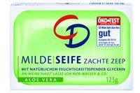 CD Milde Seife mit Aloe Vera, 125g