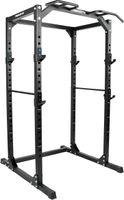 Power Rack Premium Cage H/B/T - 215x120x140 cm Kraftstation bis 200 kg