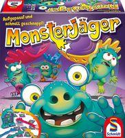 Schmidt 40557 Monsterjäger Ein Kinderspiel für Kinder ab 5 Jahren