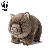 WWF Plüschtier Wombat (28cm) lebensecht Kuscheltier Stofftier Plüschfigur