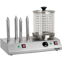 Bartscher BA.A120.408 Hot Dog Appliance - Edelstahl