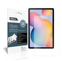 2x Samsung Galaxy Tab S6 Lite Schutzfolie matt - Anti-Shock 9H Folie dipos Glass