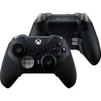 Microsoft Xbox One Wireless Controller Elite 2, Farbe:Schwarz