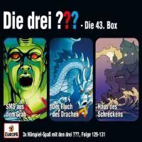 Die drei ??? - 3er Box 43 (Folgen 129, 130, 131)