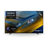 Sony XR-65A80J, 165,1 cm (65 Zoll), 3840 x 2160 Pixel, OLED, Smart-TV, WLAN, Schwarz