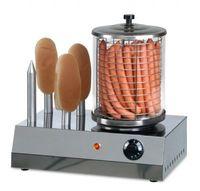 Hot-Dog-Maker Modell CS-400, Maße: B 400 x T 260 x H 420