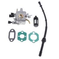 Vergaser Reparatur Reparatursatz Ersatz für Stihl FS300 FS350 HT250 BT120 BT121 Kettensäge