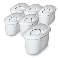 6x Brita Maxtra kompatible Filterpatrone Wasserfilter EU Filterkartusche