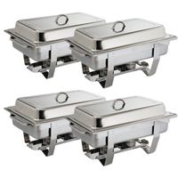 Chafing Dish Multipack 4 Stk.