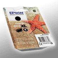 Epson Tintenpatrone schwarz 603 XL                    T 03A1