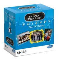Trivial Pursuit Friends Serie Wissens Spiel Quiz Ratespiel Gesellschaftsspiel deutsch